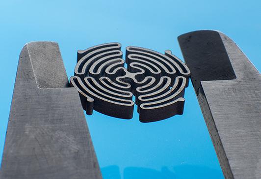 micro waterjet cutting